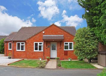 Thumbnail 4 bedroom bungalow for sale in Churchill Road, Catshill, Bromsgrove
