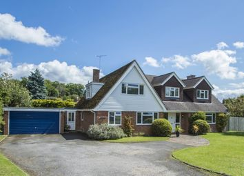 Thumbnail 5 bedroom detached house for sale in Orchard Coombe, Whitchurch Hill, Reading
