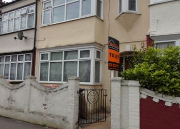 Thumbnail 3 bed terraced house to rent in Lawrence Avenue, Manor Park London
