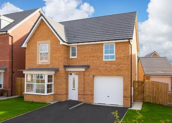 """Thumbnail 4 bed detached house for sale in """"Somerton"""" at Rykneld Road, Littleover, Derby"""
