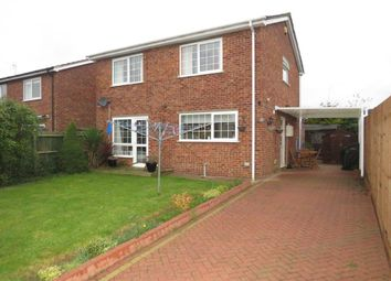 Thumbnail 3 bed detached house for sale in Cherrytree Walk, Yaxley, Peterborough