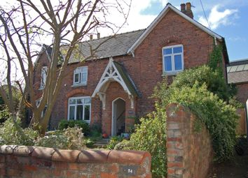 Thumbnail 3 bed detached house for sale in Newmarket, Louth, Lincolnshire