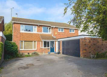 Thumbnail 5 bed detached house for sale in Maplin Way North, Southend-On-Sea