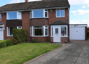 Thumbnail 3 bed semi-detached house for sale in Parkway, Forsbrook