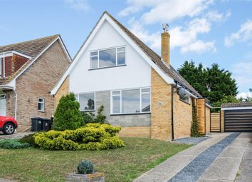 Thumbnail 4 bed detached bungalow for sale in Swallow Avenue, Seasalter, Whitstable