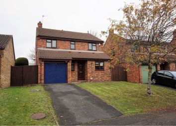 Thumbnail 4 bed detached house for sale in The Fairoaks, Wakes Meadow, Northampton