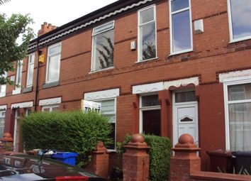 Thumbnail 3 bed terraced house to rent in Horton Road, Fallowfield, Manchester