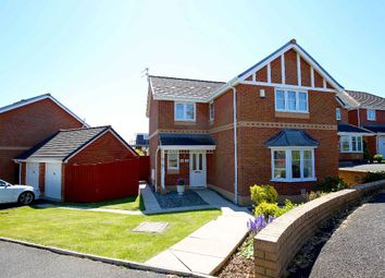 Thumbnail 4 bed detached house for sale in Tern Grove, Windermere Park, Heysham