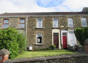 Thumbnail 3 bedroom terraced house for sale in Caemawr Road, Morriston, Swansea.
