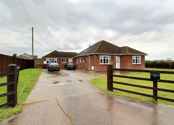 Thumbnail 3 bed detached bungalow for sale in Barrow Road, Goxhill, Barrow-Upon-Humber