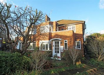 Thumbnail 2 bed flat for sale in Bishops Close, Ham, Richmond