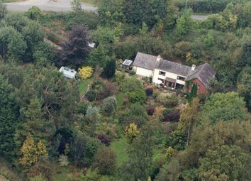 Thumbnail 4 bed detached house for sale in Nantmawr, Oswestry