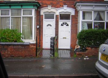 Thumbnail 4 bed terraced house to rent in Harrow Road, Birmingham