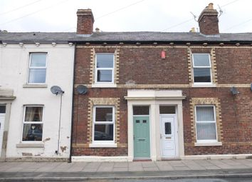 Thumbnail 2 bed terraced house for sale in East Norfolk Street, Carlisle