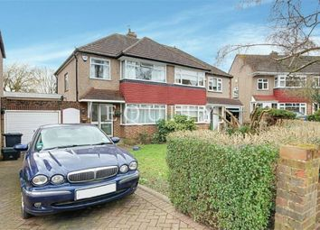 Thumbnail 3 bed semi-detached house for sale in Sheldon Close, Waltham Cross