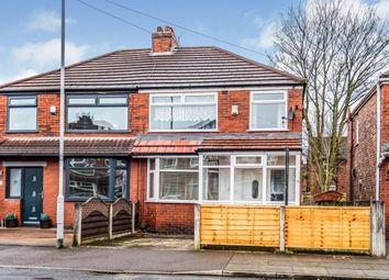 Thumbnail 3 bed semi-detached house for sale in Cardigan Drive, Redvales, Bury, Greater Manchester