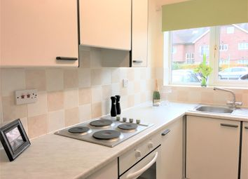 Thumbnail 1 bed flat to rent in Black Swan Close, Pease Pottage, Crawley
