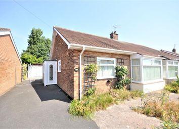 Thumbnail 2 bed semi-detached bungalow for sale in Highbury Road East, St Annes, Lytham St Annes, Lancashire