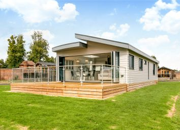 Thumbnail 3 bed detached bungalow for sale in Harleyford, Henley Road, Marlow, Buckinghamshire