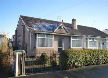 Thumbnail 3 bed semi-detached bungalow for sale in Briscoe Drive, Moreton, Wirral