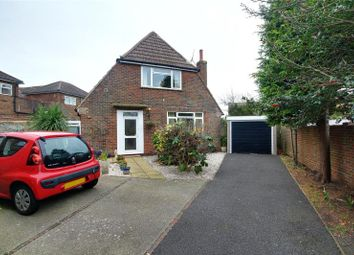 Thumbnail 4 bed detached bungalow for sale in Ashacre Lane, Salvington, Worthing