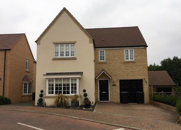 Thumbnail 4 bed detached house to rent in Oak Lane, Kings Cliffe