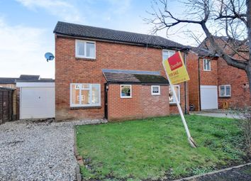 Thumbnail 3 bed semi-detached house for sale in Wolsingham Way, Thatcham