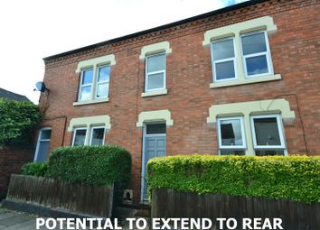 Thumbnail 2 bed terraced house for sale in Leopold Road, Leicester