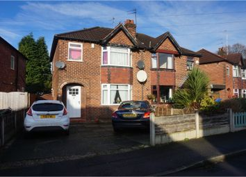 Thumbnail 3 bedroom semi-detached house for sale in Windsor Drive, Bredbury