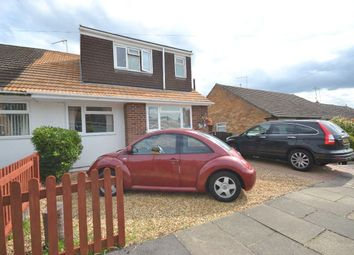 Thumbnail 4 bed bungalow for sale in Coppice Drive, Northampton