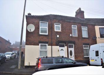 3 bed end terrace house for sale in Birch Street, Hanley, Stoke On Trent ST1