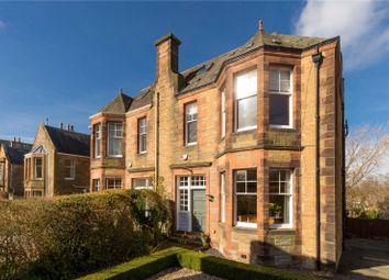Thumbnail 6 bed semi-detached house for sale in 68 Polwarth Terrace, Polwarth, Edinburgh