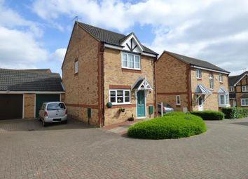 Thumbnail 3 bed detached house for sale in Thorpeness Croft, Tattenhoe, Milton Keynes, Buckinghamshire