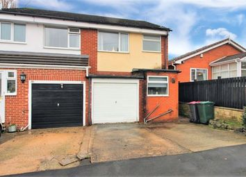 Thumbnail 3 bed semi-detached house for sale in Manvers Close, Swallownest, Sheffield