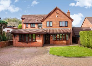 Thumbnail 4 bed detached house for sale in Becket Close, Sutton Coldfield
