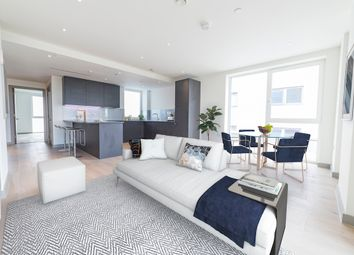 Thumbnail 3 bed flat for sale in 175 Long Lane, London