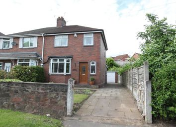 Thumbnail 3 bedroom semi-detached house for sale in Shelton New Road, Hanley, Stoke-On-Trent