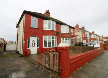 Thumbnail 3 bed semi-detached house for sale in Beaufort Avenue, Bispham
