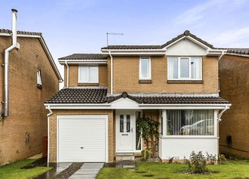 Thumbnail 4 bed detached house for sale in Gardrum Gardens, Shieldhill, Falkirk