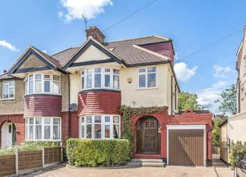 Thumbnail 4 bed semi-detached house for sale in Northwood HA6,