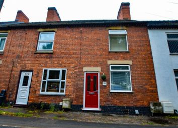 Thumbnail 2 bed terraced house for sale in Watling Street, Wilnecote, Tamworth, Staffordshire