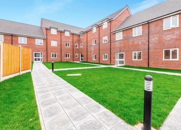 Thumbnail 1 bed flat for sale in Cavalcade Close, Willenhall