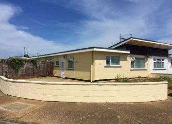 Thumbnail 3 bed bungalow to rent in The Boulevard, Pevensey Bay