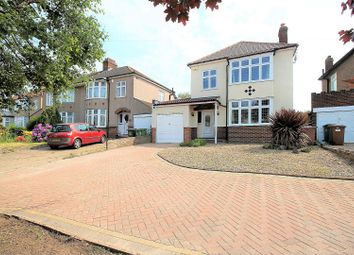 Thumbnail 3 bed detached house for sale in Brampton Road, Bexleyheath