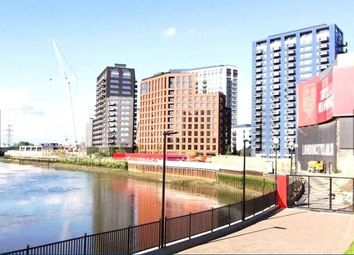 Thumbnail 1 bed property for sale in London City Island, London