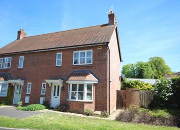 Thumbnail 2 bed semi-detached house to rent in Byford Gardens, Porton, Salisbury