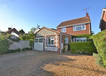 Thumbnail 3 bed detached house for sale in Docking Road, Ringstead, Hunstanton, Norfolk.