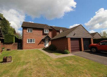 Thumbnail 4 bed detached house for sale in Church View, Chippenham