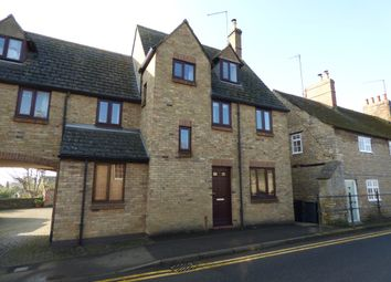 Thumbnail 4 bedroom town house for sale in Benefield Road, Oundle, Peterborough