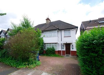 Thumbnail 3 bed semi-detached house for sale in Ridge Hill, Golders Green
